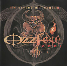 Various - Ozzfest 2001: The Second Millennium (Live) (2001)  CD  NEW  SPEEDYPOST