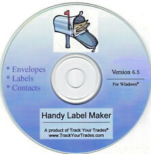 Software for printing address labels. Mail birthday, holiday, Christmas cards!