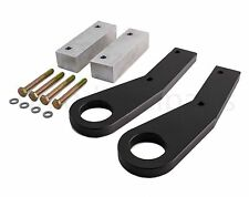Jeep Grand Cherokee WK2 Tow Hooks Recovery Point Years 11-17 Black Powder Coat