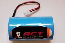 1 x ER34615 3.6v Visonic Alarm 19ah Lithium Battery with 75mm tails.