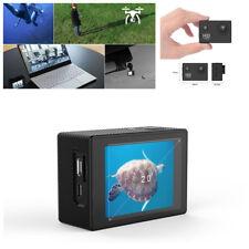 Portable Car Action Camera 12MP LCD Screen Display  Sports Camcorder Waterproof