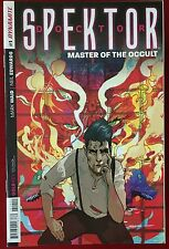Doctor Spektor (2014) #1 - Comic Book - Dynamite Comics