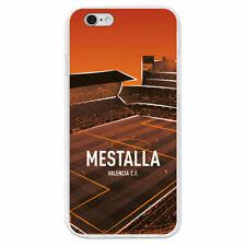 Valencia CF Phone Case Mestalla iPhone 6 & 6s Hard Case Cover - Orange - New