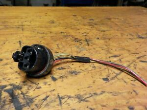 (1) 96-99 Subaru Legacy Outback Left or Right Headlight Bulb Wire Pigtail