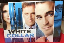 White Collar Complete TV Series Con-Plete Collection Season 1-6 DVD Box Set NEW!