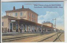 Erster Weltkrieg (1914-18) Kleinformat Ansichtskarten aus Europa für Eisenbahn & Bahnhof