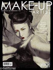 MAKE-UP ARTIST #120 Beauty Cover IMATS NY 2016 Carol Brown NEAL SCANLAN Nina NEW