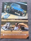 MG MGB GT and MGB Car Sales Brochure  both 1976 in Good condition