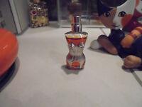 Parfüm Miniatur Silberkorsett von Jean Paul Gaultier 3,5ml Parfum Rarität