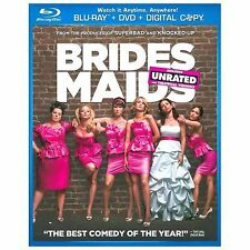 Bridesmaids Blu-ray + DVD + Digital with UltraViolet