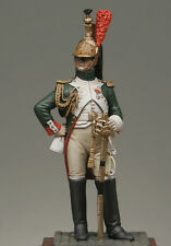 Metal Modeles Napoleonic Empress Dragoon of the Guard 54mm Unpainted Kit
