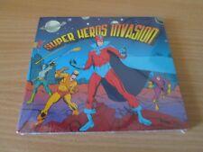 cd SUPER HEROS INVASION NEUF sous blister