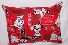 New Handmade Mini Disney 101 Dalmatians Travel Toddler Cuddle Pillow