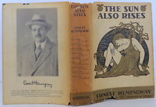 ERNEST HEMINGWAY The Sun Also Rises INSCRIBED NINTH PRINTING
