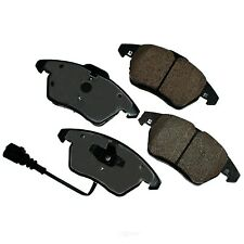 Disc Brake Pad Set-DIESEL, Turbo, Wagon Front Akebono EUR1107