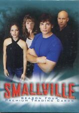 Inkworks Smallville Season 4 Complete 90 Card Base Set
