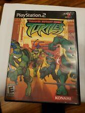 New ListingVtg Video Game Teenage Mutant Ninja Turtles 2003 for Playstation2 Ps2 Complete