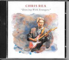CD ALBUM 14 TITRES--CHRIS REA--DANCING WITH STRANGERS--1987