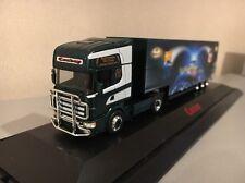 Herpa 1:87 Scania Topline Siggi Sigi Reil Convoy Rarität In PC