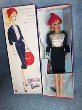 1998 Barbie Reproduction- 1959 Commuter Set Barbie #21510