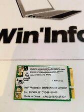 Carte Wifi WM3945ABG Wireless WIFI Wlan Card SONY VAIO PCG-381M (VGN-FZ18M)