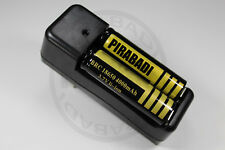 "CHARGEUR ""RAPIDE"" + 2 PILES BATTERIE RECHARGEABLE 18650 LI-ION 4000mAh BATTERY"