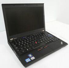 LENOVO THINKPAD X220 INTEL CORE I5- 2.5ghz RAM 4GB HDD 320GB WIN 7 PRO