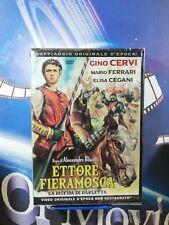ETTORE FIERAMOSCA*A&R*  DVD *nuovo