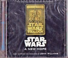 Star Wars Episode IV: A New Hope OST  John Williams - 2 CDs -Free Shipping.