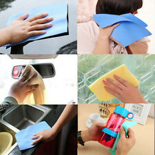 Magic Car Washing Wipe Towel Cloth Absorber Synthetic Chamois Leather Nice