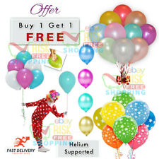 5-30 X Latex PLAIN BALOON BALLONS helium BALLOONS Quality Party Wedding Birthday