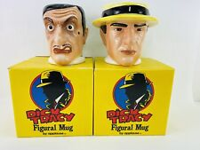 Applause Dick Tracy Figural Mugs Dick Tracy, Big Boy with Boxes