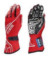 GUANTI RACING SPARCO MODELLO NEW LAP RG-5 - ROSSO - 001311