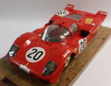 Voitures, camions et fourgons miniatures blancs Brumm pour Ferrari