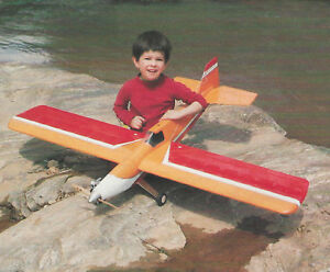 Magnum 40 Aerobatic Sport Plane Plans, Templates and Instructions 56ws