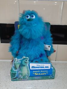 Monsters Inc Sully Plush New in box