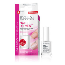 EVELINE COSMETICS NAIL CEMENT RECONSTRUCTING AND FILLING NAIL CONDITIONER 12ML