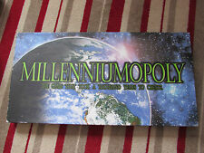 2000 LATE FOR THE SKY MILLENNIUMOPOLY MONOPOLY GAME 100% COMPLETE GREAT PIECES