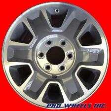 "FORD F150 TRUCK 2009-2014 17"" M / GRAY FACTORY ORIGINAL OEM WHEEL RIM 3780 A"