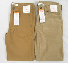 Lot of 2 Gymboree Classic Fit Brown Carpenter & Corduroy Pants New NWT 10