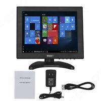 Eyoyo 10.4inch LCD-Monitor 6MS HD HDMI VGA BNC für CCTV-CCD-DVD-Banking-Kamera