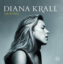 Diana Krall - Live In Paris (NEW 2 VINYL LP)