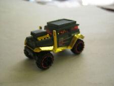 Hot Wheells Dark Gray and Gold Bad Mudder 2, Excellent Cond.  (EB2-13)