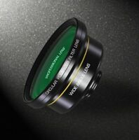 Super Wide Angle & Macro Lens with Filter Compatible with Smartphone, iPhone
