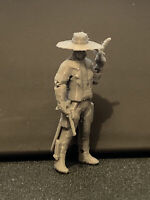Cad Bane Bounty Hunter with Twin Blasters (Star Wars Legion) 3D - 1ST CLASS P&P