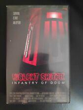 Violent Shit 3 - rare Reel Gore VHS - Andreas Schnaas - German Amateur Splatter