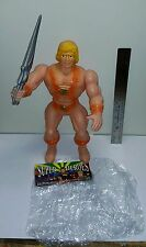 Masters of the Universe He Man Mexican Blow Mold Bootleg Jumbo Figure