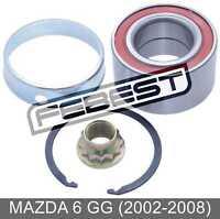 Front Wheel Bearing Repair Kit 45X84X45 For Mazda 6 Gg (2002-2008)