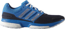 adidas Response Boost 2 Tech-Fit Mens Running Shoes - Blue
