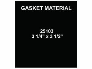For 1961-1963 Morgan 4/4 Series IV Thermostat Housing Gasket Gates 29349CQ 1962
